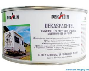 Bilde av Sparkel Dekalin Dekasparkel 2kg gul