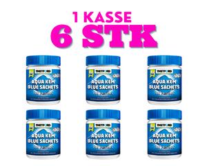 Bilde av Aqua Kem Blue Sachets 15+3 x 6 bokser
