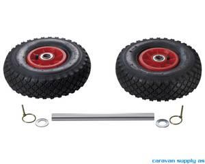 Bilde av Doble støttehjul Reich Easy Wheel til nesehjul